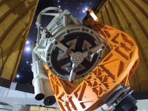Teleskop Klenot dosáhl dospělosti a hlídá asteroidy