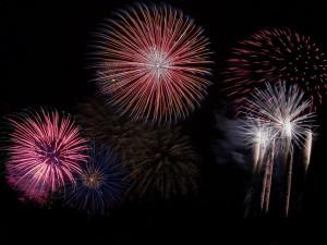 Novoroční ohňostroj lidé opět uvidí třeba v Protivíně nebo v Budějcích