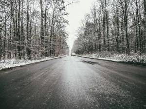 Na většině území Česka se v noci tvořily mrznoucí mlhy. Výstraha platí i pro jižní Čechy