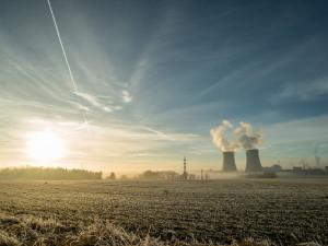 Jaderné elektrárny znovu zvýšily výrobu, překonaly metu 30 miliard kilowatthodin