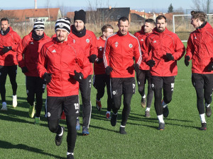 Dynamo začalo přípravu na jarní část sezony