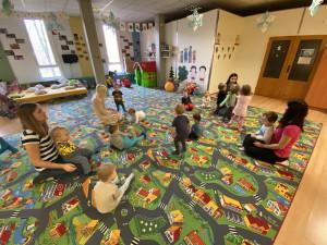 Louskáček z.s. roste a nabízí nové služby pro rodiny s dětmi