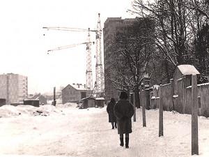 DRBNA HISTORIČKA: Stará Staroměstská byla zvláštní soudržná budějovická enkláva