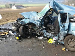 Tragická nehoda na Písecku si vyžádala tři životy