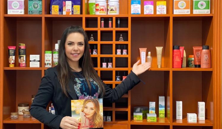 Veronika Svačinová: Kosmetika TianDe má rychlé a fascinující účinky