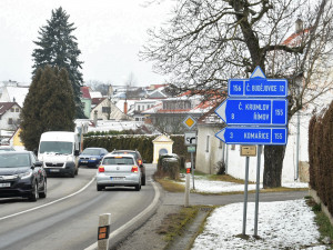 Řidiči se dočkají obchvatu Strážkovic, silnice vyjde na 141 milionů korun