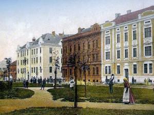 DRBNA HISTORIČKA: Palačáku se říkalo také Josefák. Měl být velkoměstským náměstím