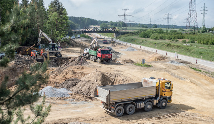 Dostavba dálnice D3 začne příští rok, ŘSD získalo kladná stanoviska EIA