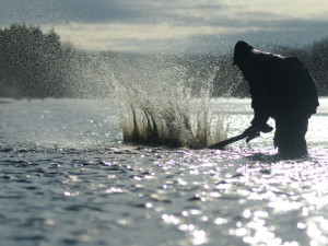 Jaké je studovat profesionální rybářství a vodohospodářství? Drsné, ale krásné