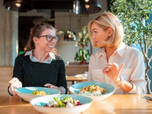 Speciální menu pomůže seniorům. Pizza Coloseum podpoří Nadaci Krása pomoci Taťány Gregor Brzobohaté