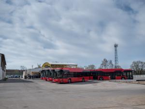 Dopravní podnik města České Budějovice slaví 70 let