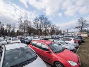 U Sportovky by mohl vyrůst parkovací dům, počítá se s kapacitou pro 700 aut