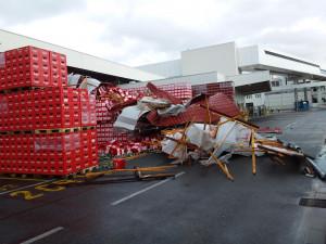 ONLINE: Bouře Sabine dorazila na jih Čech. Hasiči za sebou mají 700 výjezdů