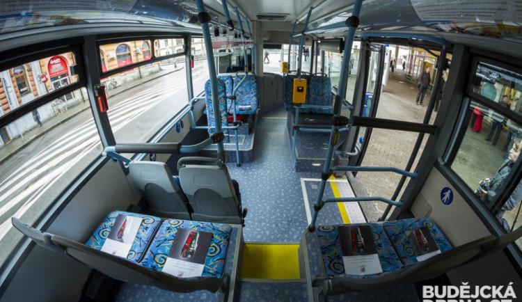 Městská hromadná doprava v Budějcích plánuje platbu kartou