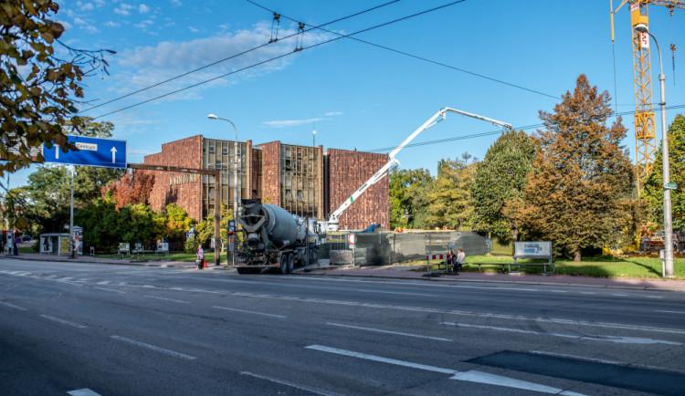 Knihovna na Lidické bude do poloviny června zavřená