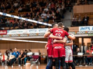 Jihostroj čeká další zápas Ligy mistrů. Doma přivítá Trentino Itas