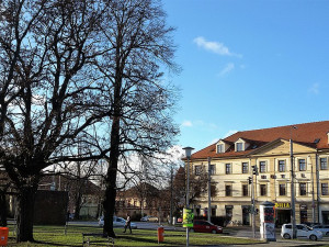 Zastupitelé odhlasovali změnu územního plánu na Mariánském náměstí. Zajistili tak místo pro nové divadlo