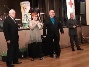 SOUTĚŽ: Na březnovém plesu dárců krve vystoupí Dalibor Janda