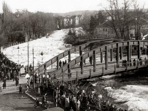 DRBNA HISTORIČKA: Na Wilsoňáku měl stát čtrnáctipatrový hotel