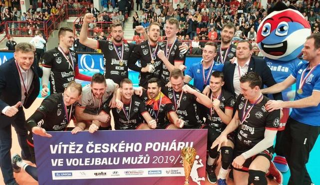 VIDEO: Jihostroj obhájil vítězství v Českém poháru