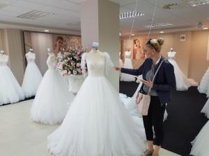 Alena Nosková ze Studia Avalon: Ke svým svatebním šatům musí mít nevěsta důvěru