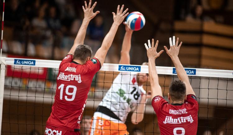 Jihostroj si v repríze finále Českého poháru poradil s Kladnem