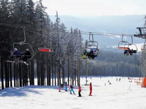 Jihočeské skiareály přilákaly přes čtyři tisíce lyžařů