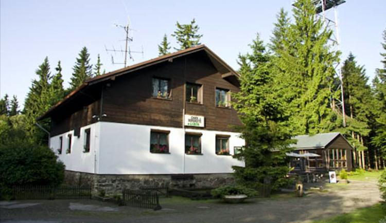 Oprava prachatické horské chaty Libín přesáhne 20 milionů korun