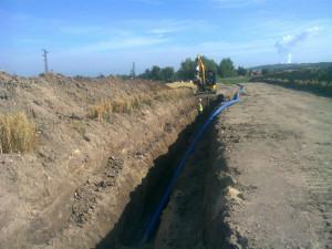 Kvůli dálnici se u Budějc musí přeložit přes čtyři kilometry hlavního vodárenského potrubí