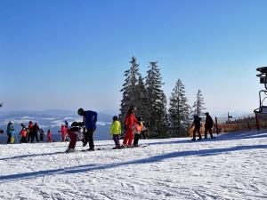 Sezonu v areálech na jihu Čech ovlivnilo proměnlivé počasí