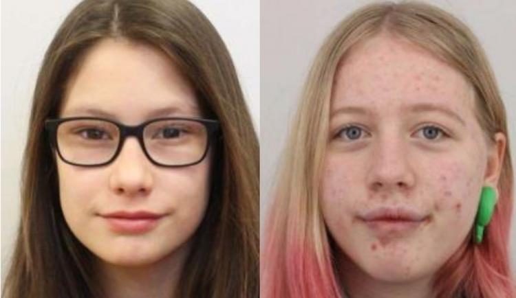 Strakoničtí policisté pátrají po dvou dívkách, nenastoupily do výchovného a diagnostického ústavu