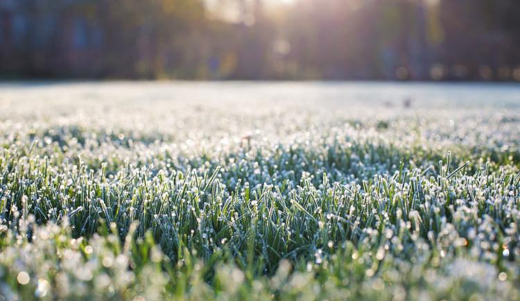 Česko zažilo další mrazivé ráno. V Budějcích padl rekord
