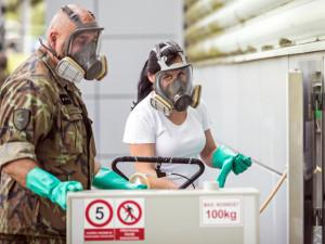 Počet nakažených koronavirem se na jihu Čech dnes zvýšil. Celkem je nakaženo 50 lidí