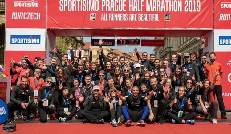 RunCzech tým zdraví běžce alespoň digitálně