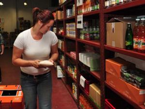 Jihočeská potravinová banka nabízí zdarma jídlo obcím