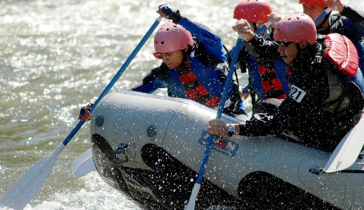 Svaz vodáků kvůli koronaviru zrušil mistrovství Evropy v raftingu na Lipně
