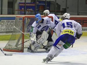 Hokejisty Českých Budějovic by měl posílit brankář Čiliak z Brna