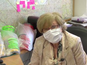 Hejtmanka Ivana Stráská informuje o novinkách v kraji ohledně koronaviru