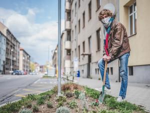 Město se nedrží žádné vize. Snažím se inspirovat k aktivitě v ulicích, říká Akční Budějčák Martin Novotný