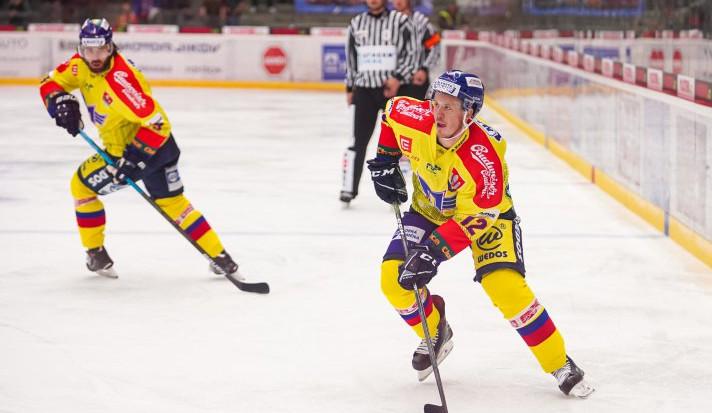 Nejlepší hokejista Chance ligy? Budějovický kapitán Pavel Pýcha