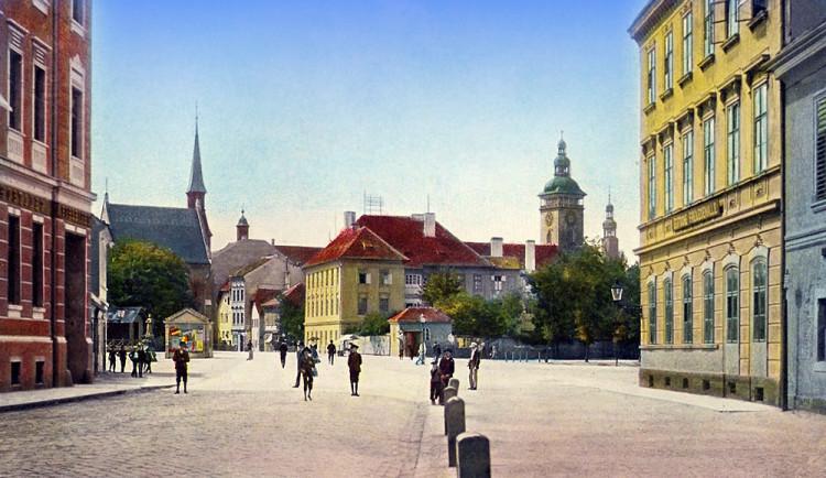 DRBNA HISTORIČKA: Na místě Mercury měl stát veletržní palác