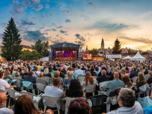 Mezinárodní hudební festival Český Krumlov má nový termín, přesouvá se na podzim