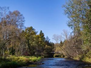 Zájem o splouvání Teplé Vltavy je malý, v řekách není dostatek vody