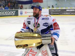 Brankář Čiliak je největší posilou hokejistů Českých Budějovic