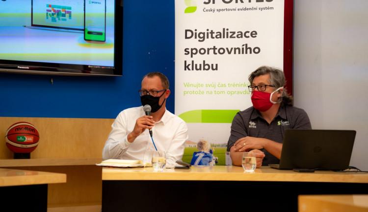 On-line sportovní prostředí v Česku vylepší nový systém Sportes, říká ambasador projektu Stara