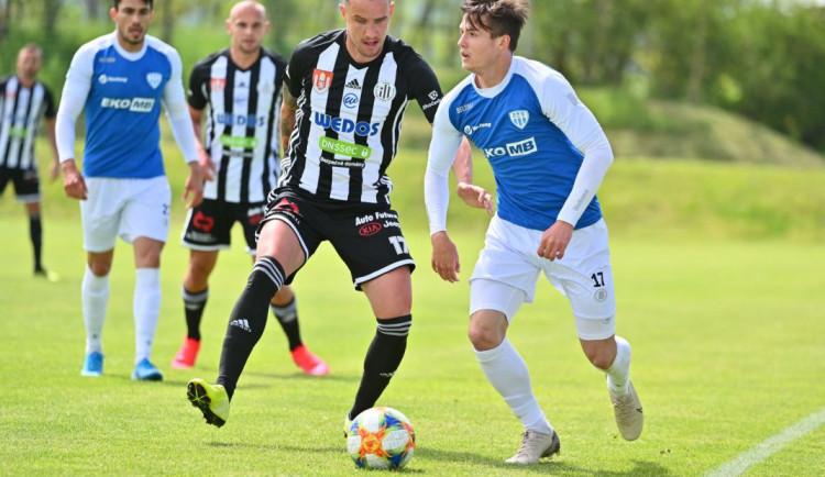Dynamo v přípravném utkání jasně porazilo Táborsko