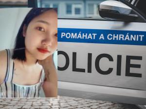 Sedmnáctiletá dívka odešla na začátku května z domova. Pátrá po ní policie