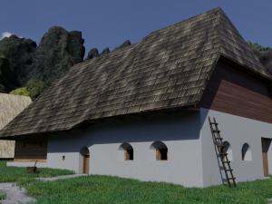 VIDEO: V Trocnově vznikne středověký archeoskanzen za 47 milionů korun