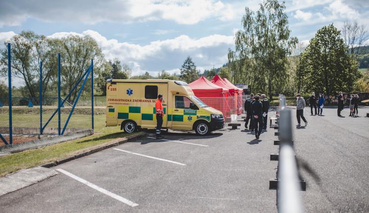 Jihočeská záchranka dostane nové defibrilátory a plicní ventilátory. Vyjdou na 5 milionů