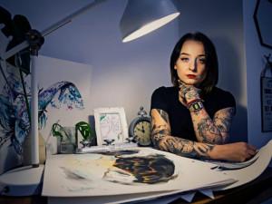 Tetování má vždy nějaký význam, třeba i necílený, říká Zdeňka Vyhlídková